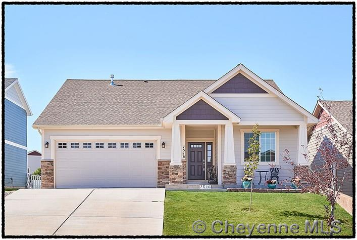 Single Family Home for Sale at 7516 Max Ct Cheyenne, Wyoming United States
