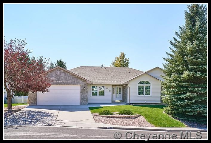 Single Family Home for Sale at 803 Colony Ct Cheyenne, Wyoming United States
