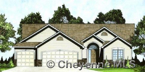 Single Family Home for Sale at Tract 23 Rocking H Dr Cheyenne, Wyoming United States