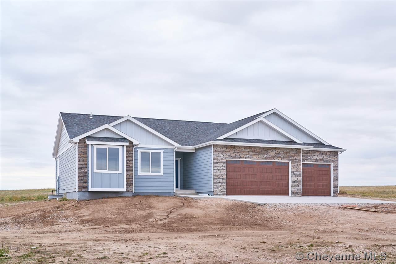 Single Family Home for Sale at Tract 42 Circle Heart Lane Cheyenne, Wyoming United States