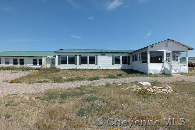 Single Family Home for Sale at 781 Roger Canyon Road Laramie, Wyoming United States