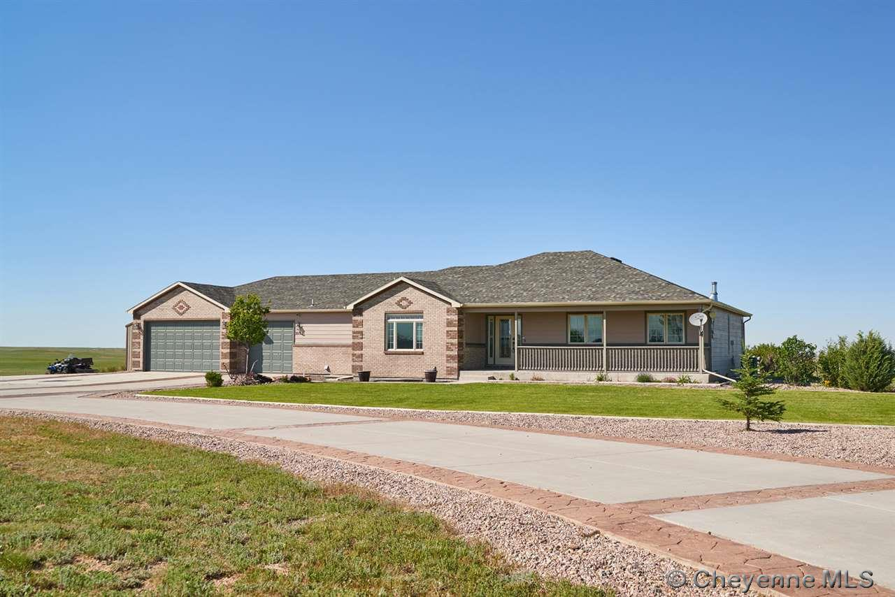 Single Family Home for Sale at 10701 Eagle Crest Ct Cheyenne, Wyoming United States