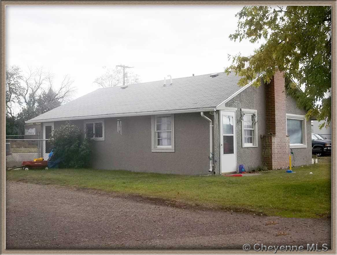 Single Family Home for Sale at 501 16th St Wheatland, Wyoming United States