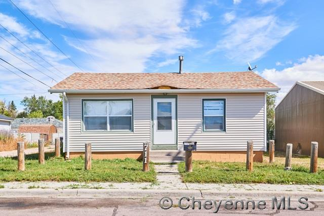 Single Family Home for Sale at 711 Carey Ave Cheyenne, Wyoming United States