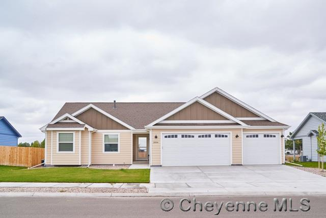 Single Family Home for Sale at 2004 Fernwood Loop Cheyenne, Wyoming United States
