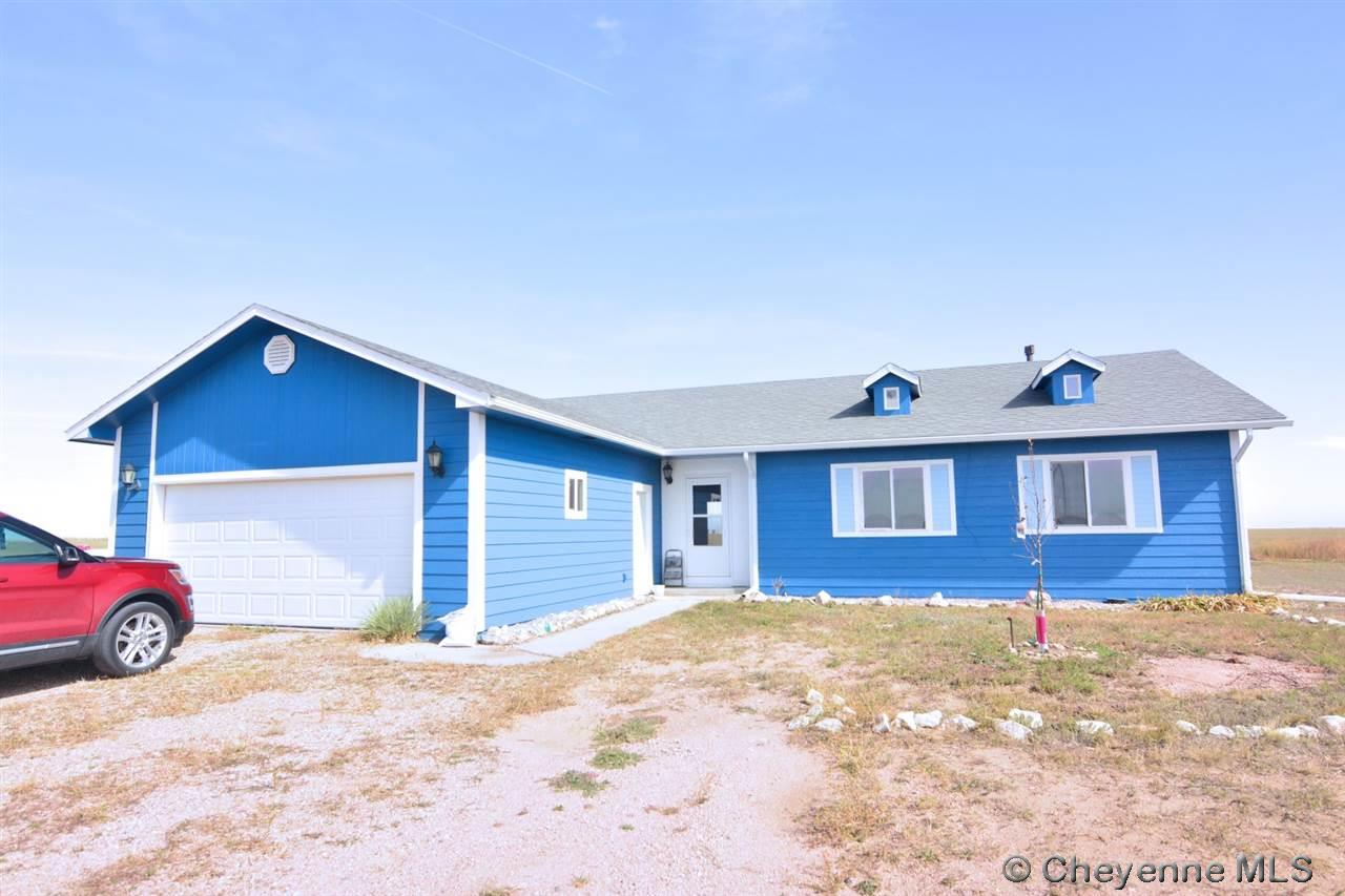 Single Family Home for Sale at 4950 Road 212 Burns, Wyoming United States