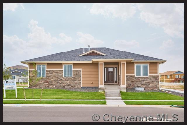 Single Family Home for Sale at 1332 Jack Ln Cheyenne, Wyoming United States
