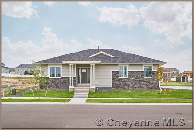 Single Family Home for Sale at 1328 Jack Ln Cheyenne, Wyoming United States