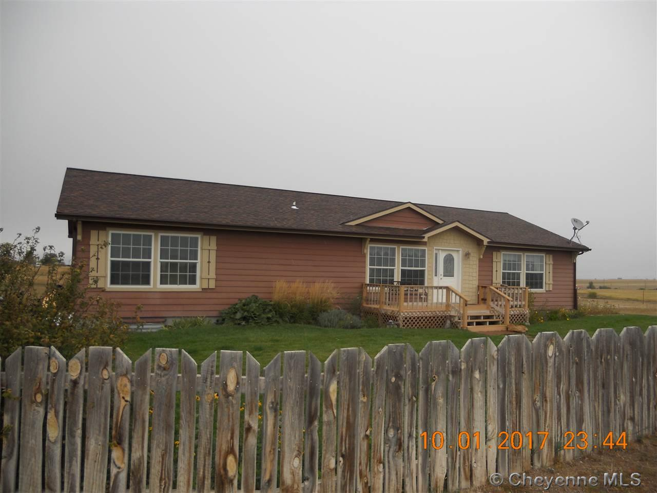 Single Family Home for Sale at 13 Meadow Ln Wheatland, Wyoming United States