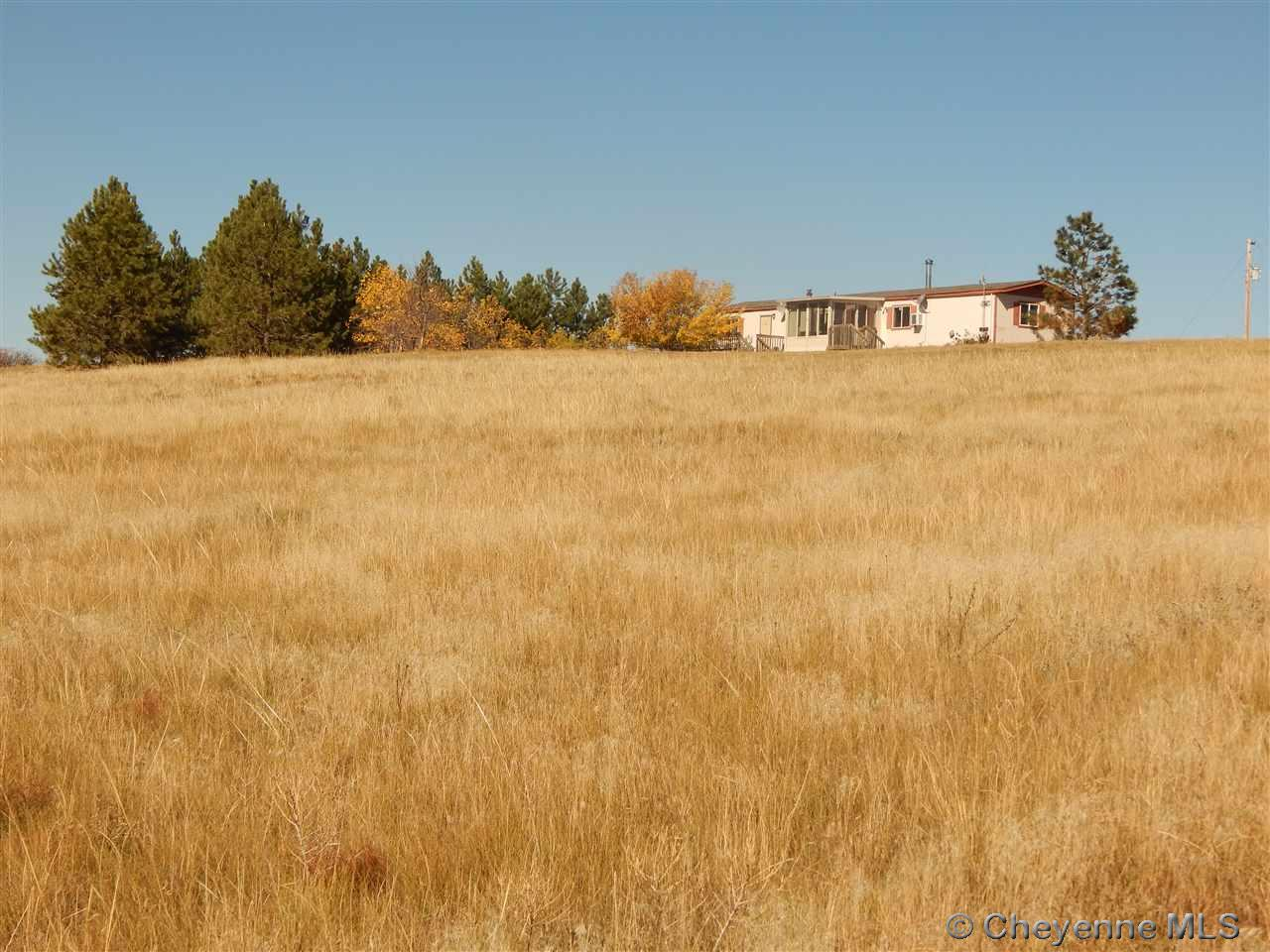 Single Family Home for Sale at 4478 Road 207 Carpenter, Wyoming United States