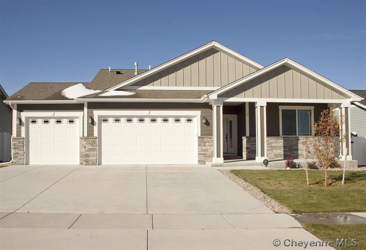 Single Family Home for Sale at 1210 Jessi Dr Cheyenne, Wyoming United States