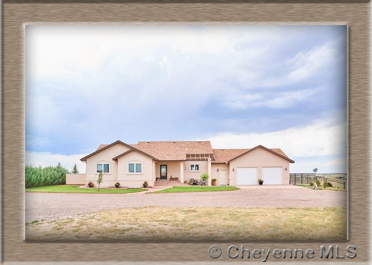 Single Family Home for Sale at 10811 Hodahlee Trl Cheyenne, Wyoming United States