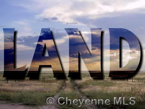 Land for Sale at Lot 36 F Quarter Circle Loop Lot 36 F Quarter Circle Loop Cheyenne, Wyoming 82007 United States