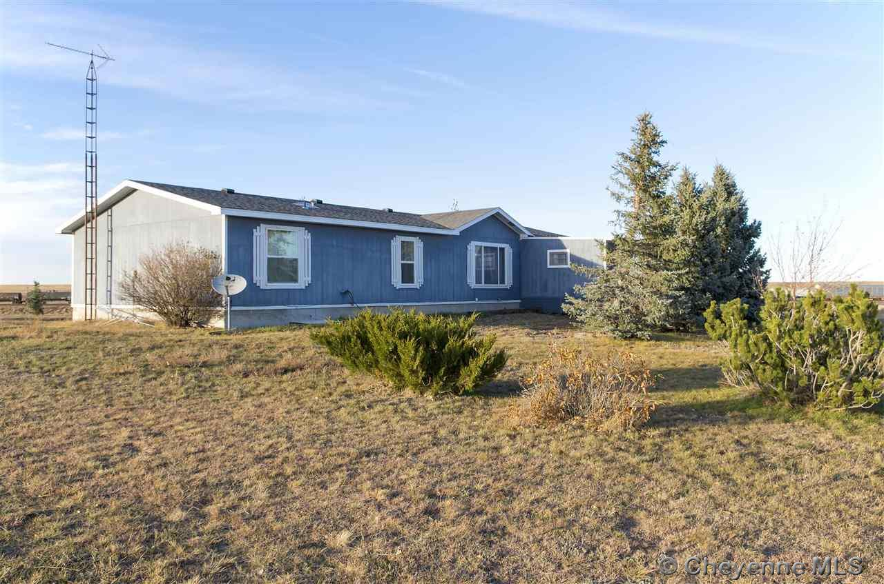 Single Family Home for Sale at 4632 Schrul Rd Burns, Wyoming United States