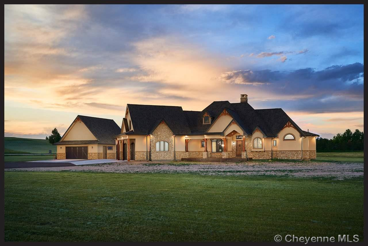 Single Family Home for Sale at 8509 Pharmond Trl Cheyenne, Wyoming United States