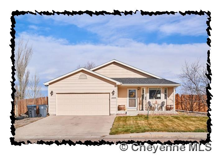 Single Family Home for Sale at 2103 Meadow Dr Cheyenne, Wyoming United States