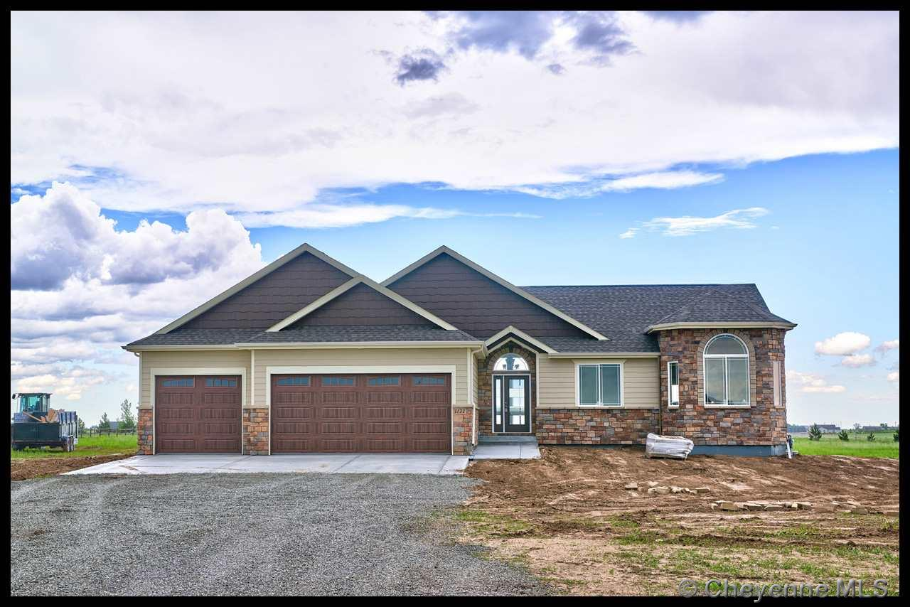 Single Family Home for Sale at 1133 Verlan Way Cheyenne, Wyoming United States