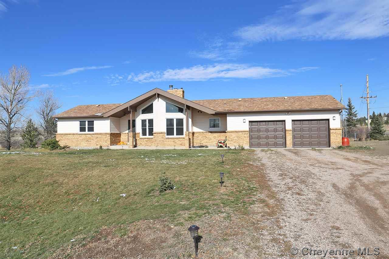 Single Family Home for Sale at 502 W Riding Club Rd Cheyenne, Wyoming United States