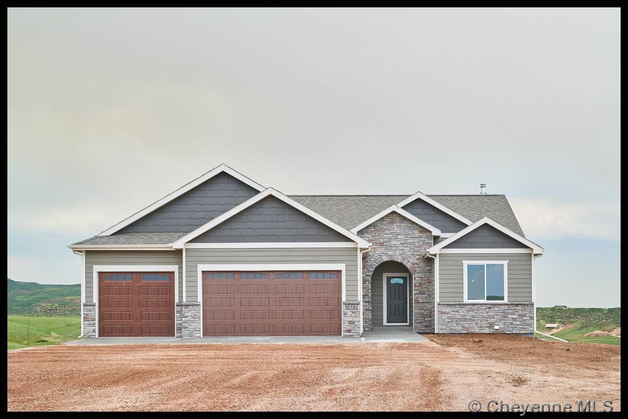 Single Family Home for Sale at Tract 68 Valley View Dr Cheyenne, Wyoming United States