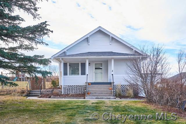 Single Family Home for Sale at 128 N Main St Burns, Wyoming United States
