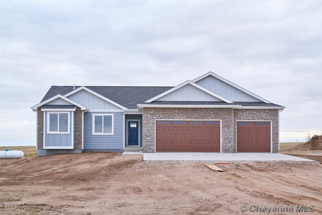 Single Family Home for Sale at Tract 19 Rocking H Dr Cheyenne, Wyoming United States
