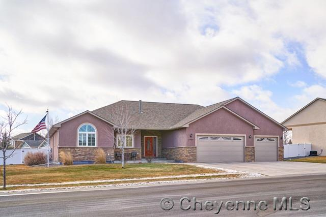 Single Family Home for Sale at 7404 Michelle Joy Heights Cheyenne, Wyoming United States