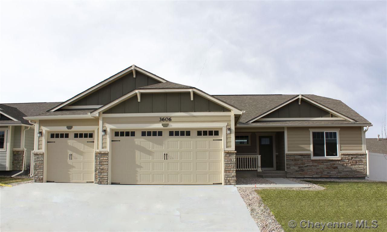 Single Family Home for Sale at 3606 Thomas Rd Cheyenne, Wyoming United States