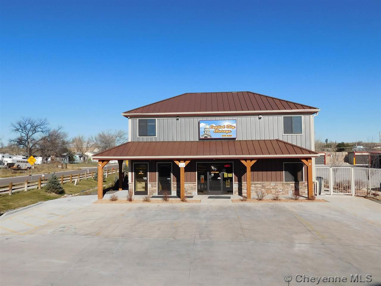 Commercial for Sale at 3325 Polk Ave 3325 Polk Ave Cheyenne, Wyoming 82001 United States