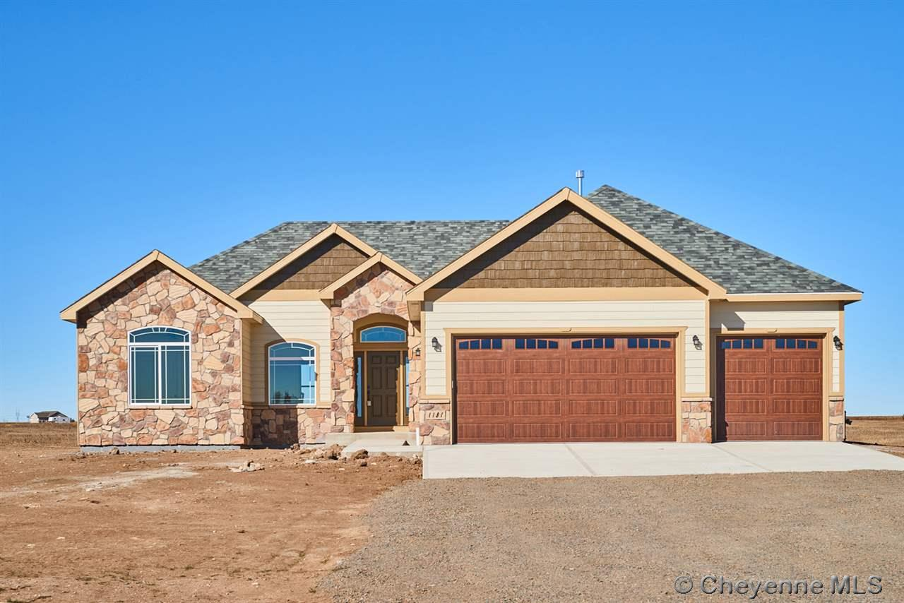 Single Family Home for Sale at 1163 Verlan Way Cheyenne, Wyoming United States
