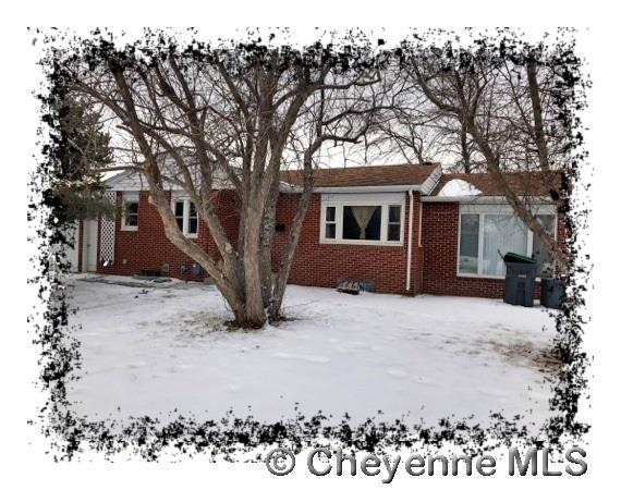 Single Family Home for Sale at 5034 Hilltop Ave Cheyenne, Wyoming United States