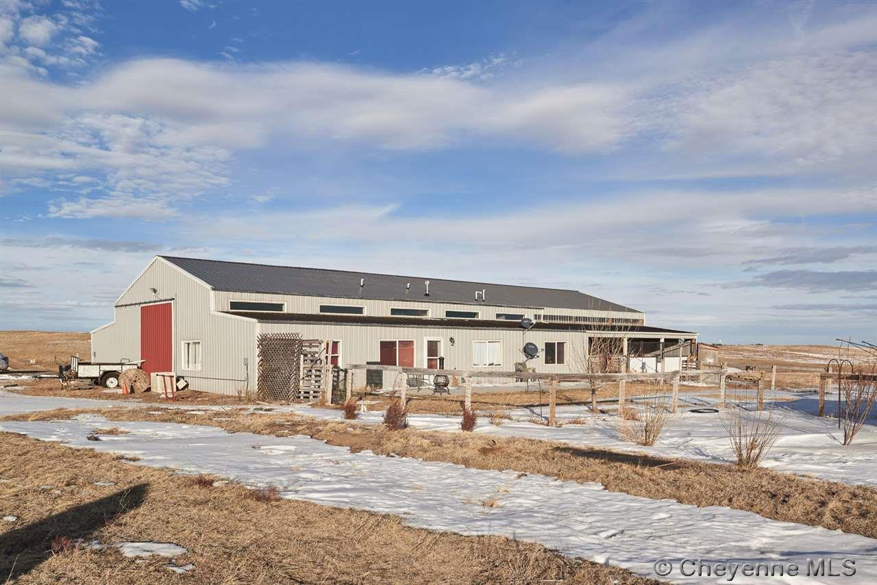 Single Family Home for Sale at 1219 Road 146 Burns, Wyoming United States