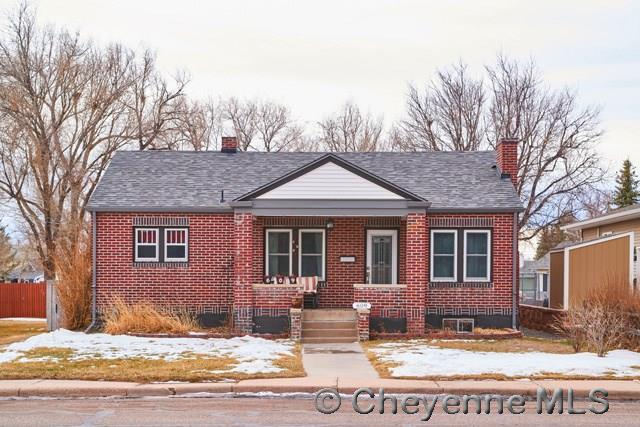 Single Family Home for Sale at 609 Randall Ave Cheyenne, Wyoming United States