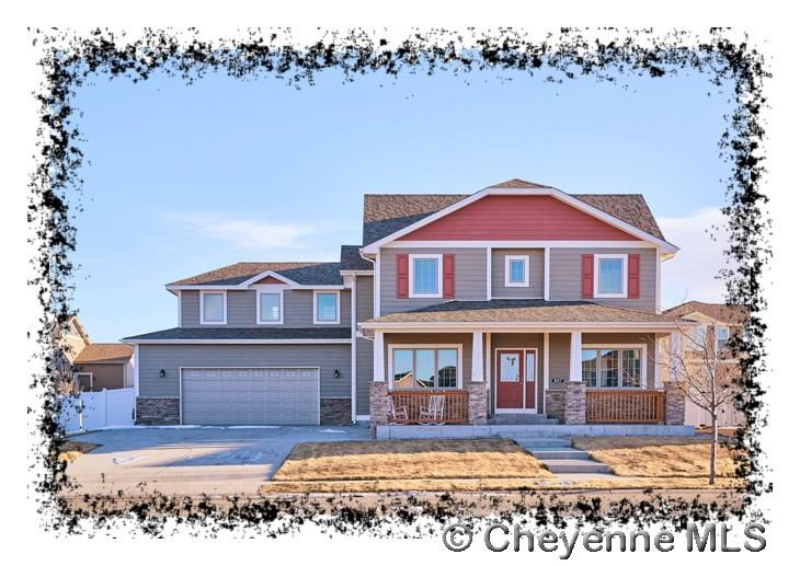 Single Family Home for Sale at 1027 Miracle Parkway Cheyenne, Wyoming United States