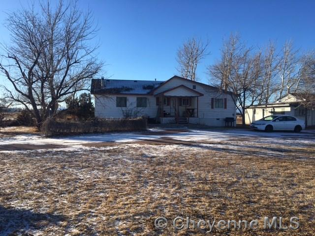 Single Family Home for Sale at 1950 Center St Wheatland, Wyoming United States