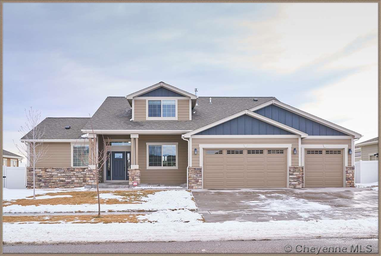 Single Family Home for Sale at 1031 Gabriel Dr Cheyenne, Wyoming United States