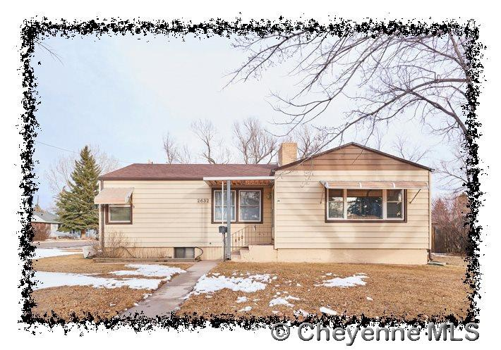 Single Family Home for Sale at 2632 Kelley Dr Cheyenne, Wyoming United States
