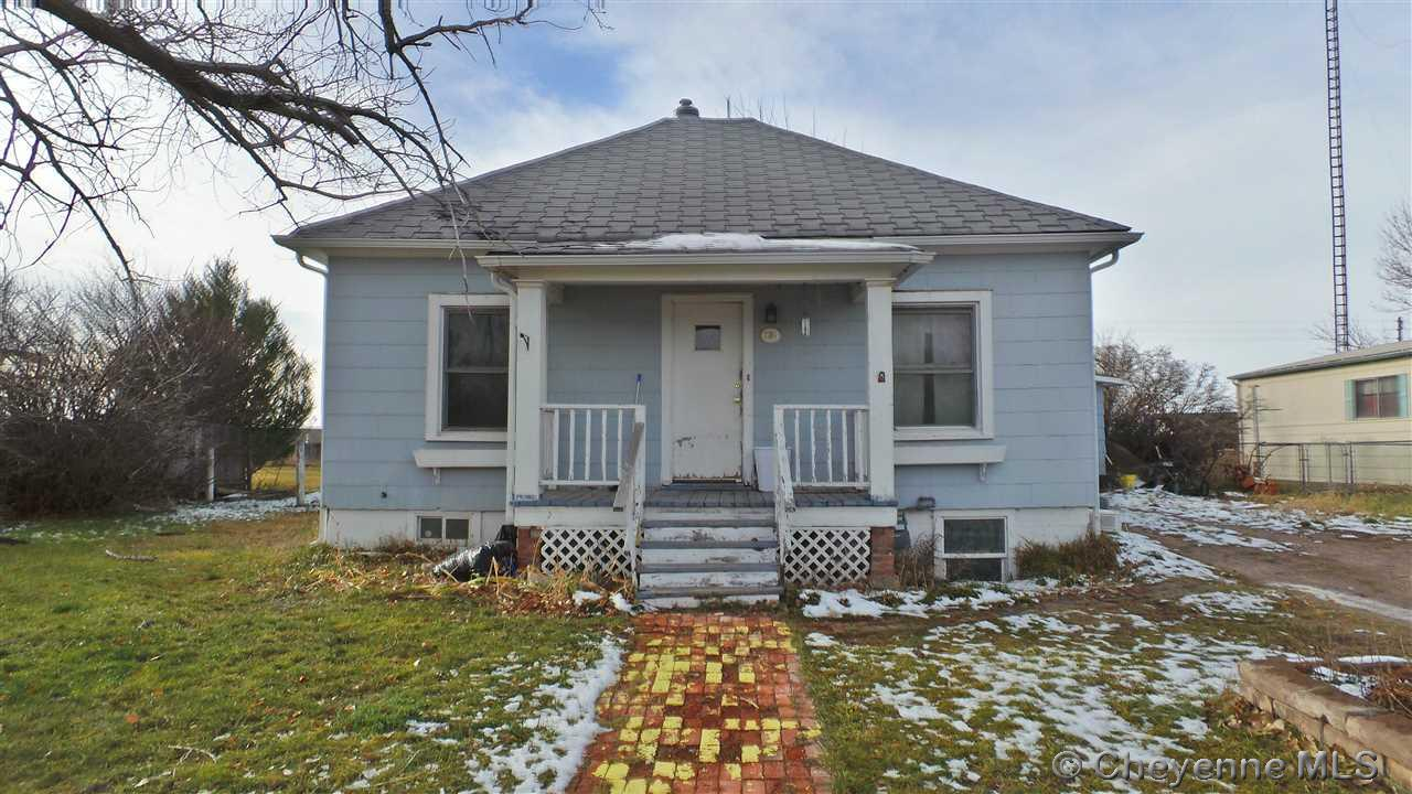 Single Family Home for Sale at 234 S Main St Burns, Wyoming United States