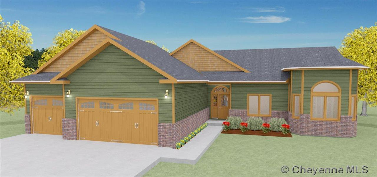 Single Family Home for Sale at Tract 130 S Table Mtn Loop Cheyenne, Wyoming United States