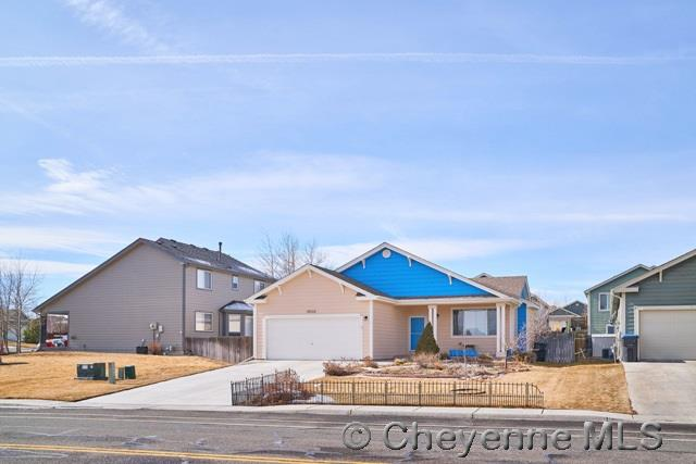 Single Family Home for Sale at 1608 Meadow Dr Cheyenne, Wyoming United States