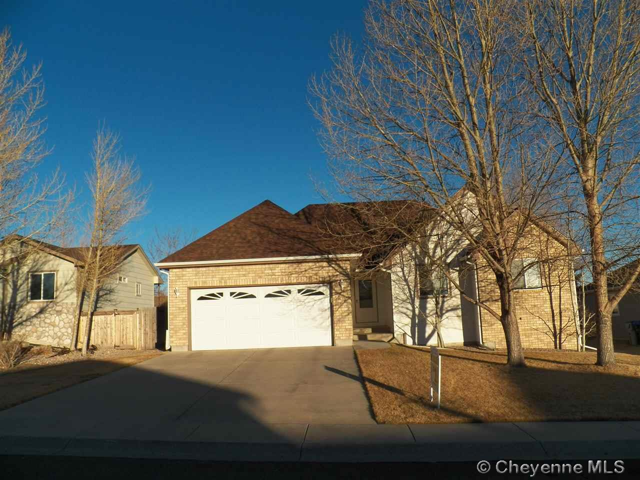 Single Family Home for Sale at 5219 Danielle Ct Cheyenne, Wyoming United States