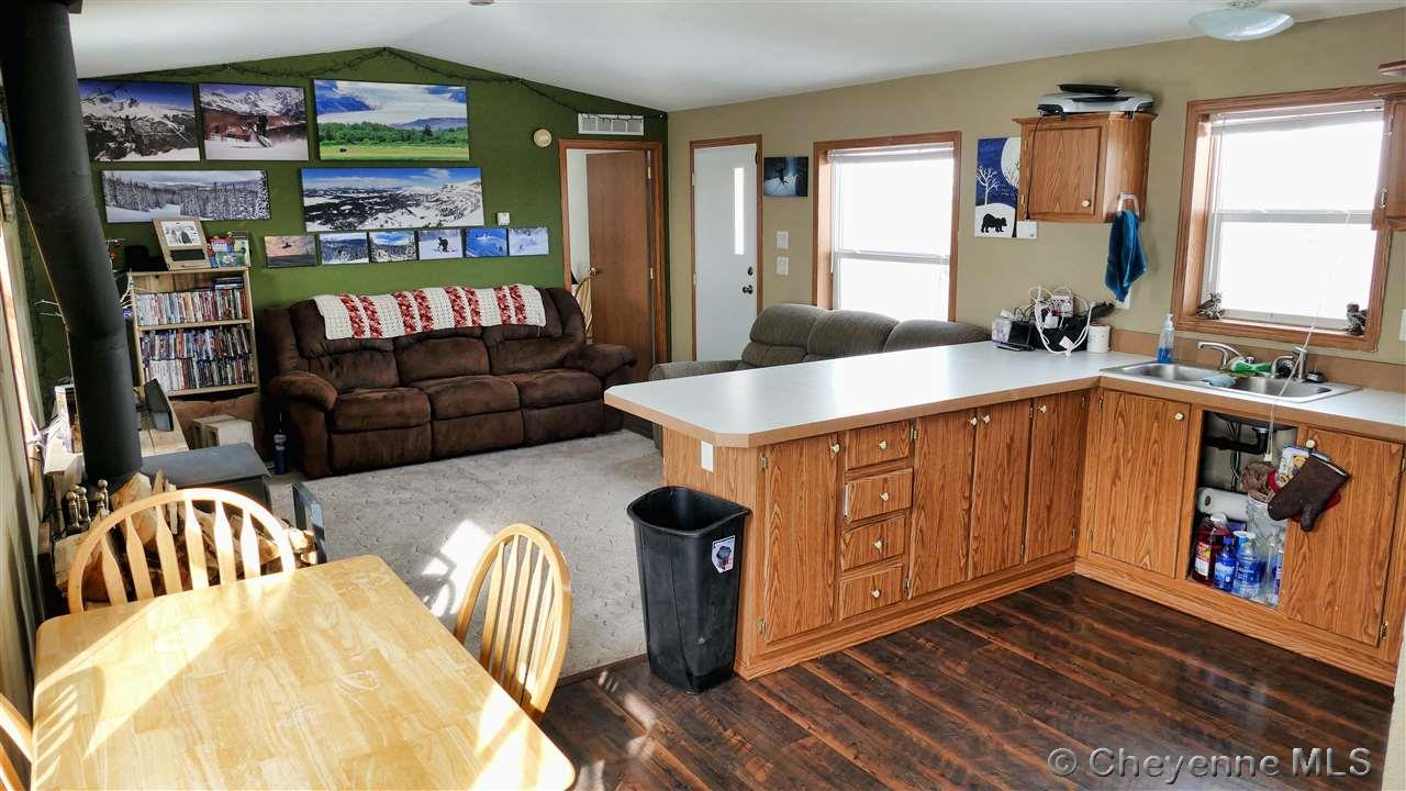 Additional photo for property listing at 22 Corner Mountain Cir Centennial, Wyoming United States