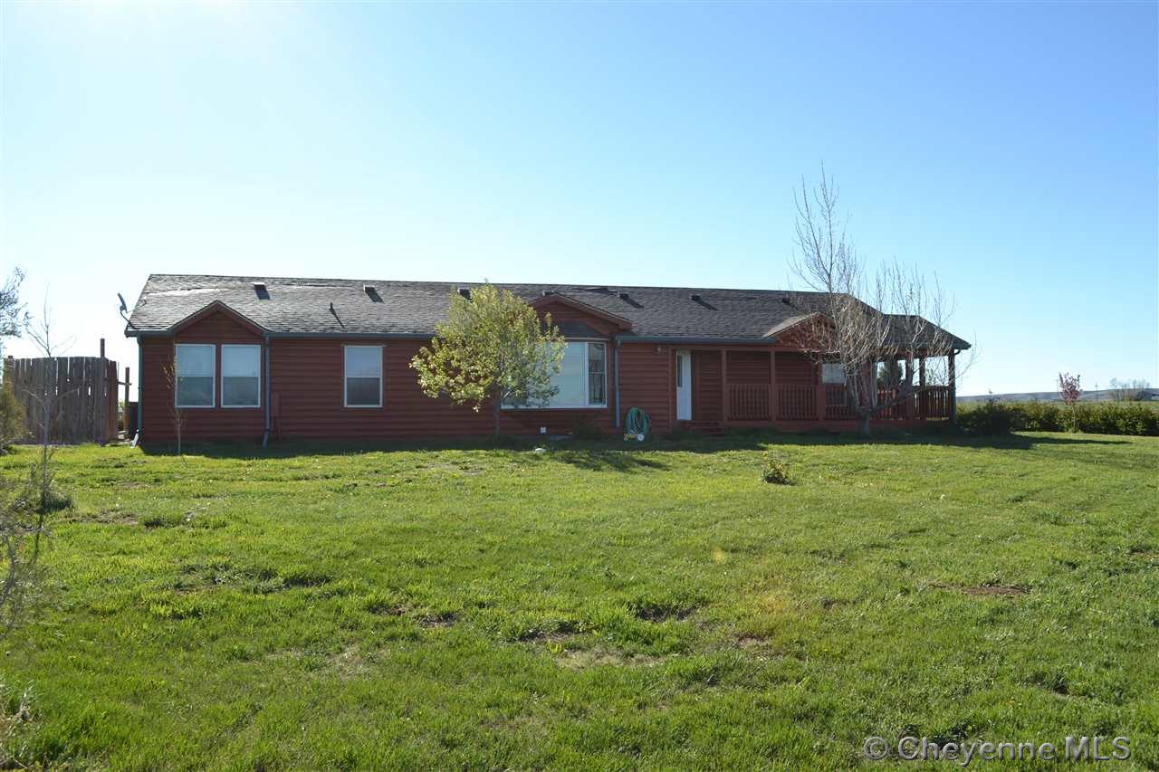 Single Family Home for Sale at 4809 Us Hwy 34 Wheatland, Wyoming United States