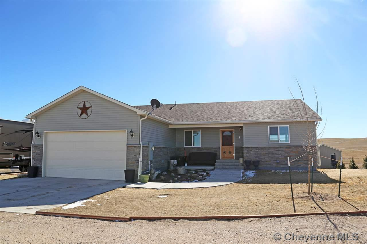 Single Family Home for Sale at 1954 Road 124 Cheyenne, Wyoming United States
