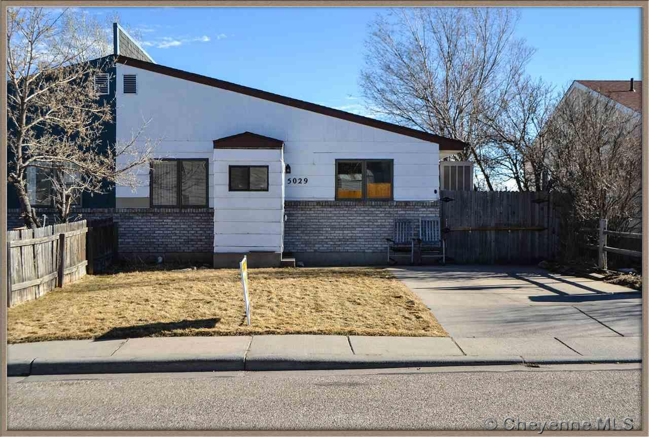 Single Family Home for Sale at 5029 Atlantic Dr Cheyenne, Wyoming United States