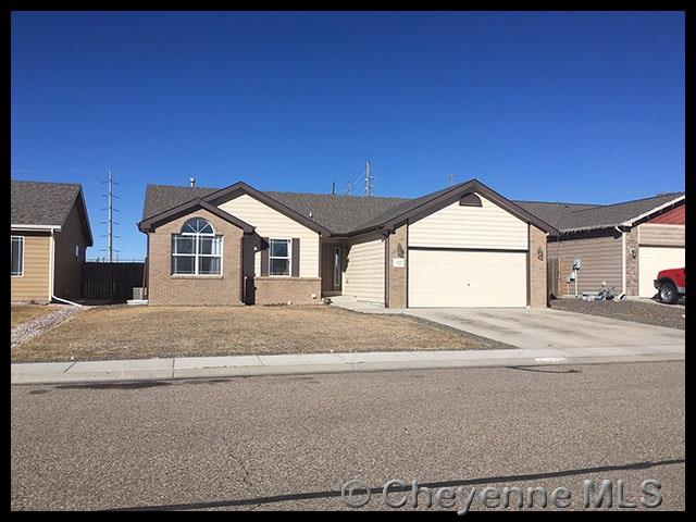 Single Family Home for Sale at 1022 Mandolin Way Cheyenne, Wyoming United States