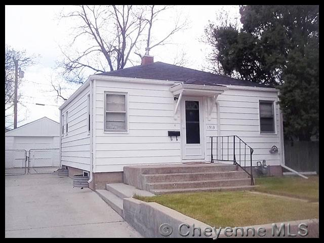 Multi Family for Sale at 1913 E 17th St 1913 E 17th St Cheyenne, Wyoming 82001 United States