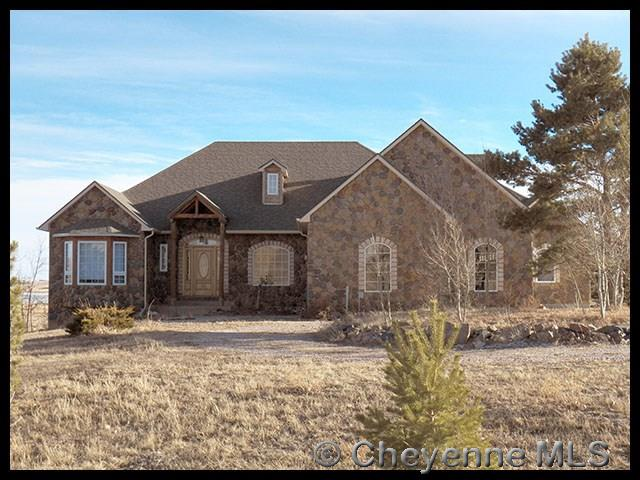 Single Family Home for Sale at 3347 Hales Ranch Rd Cheyenne, Wyoming United States