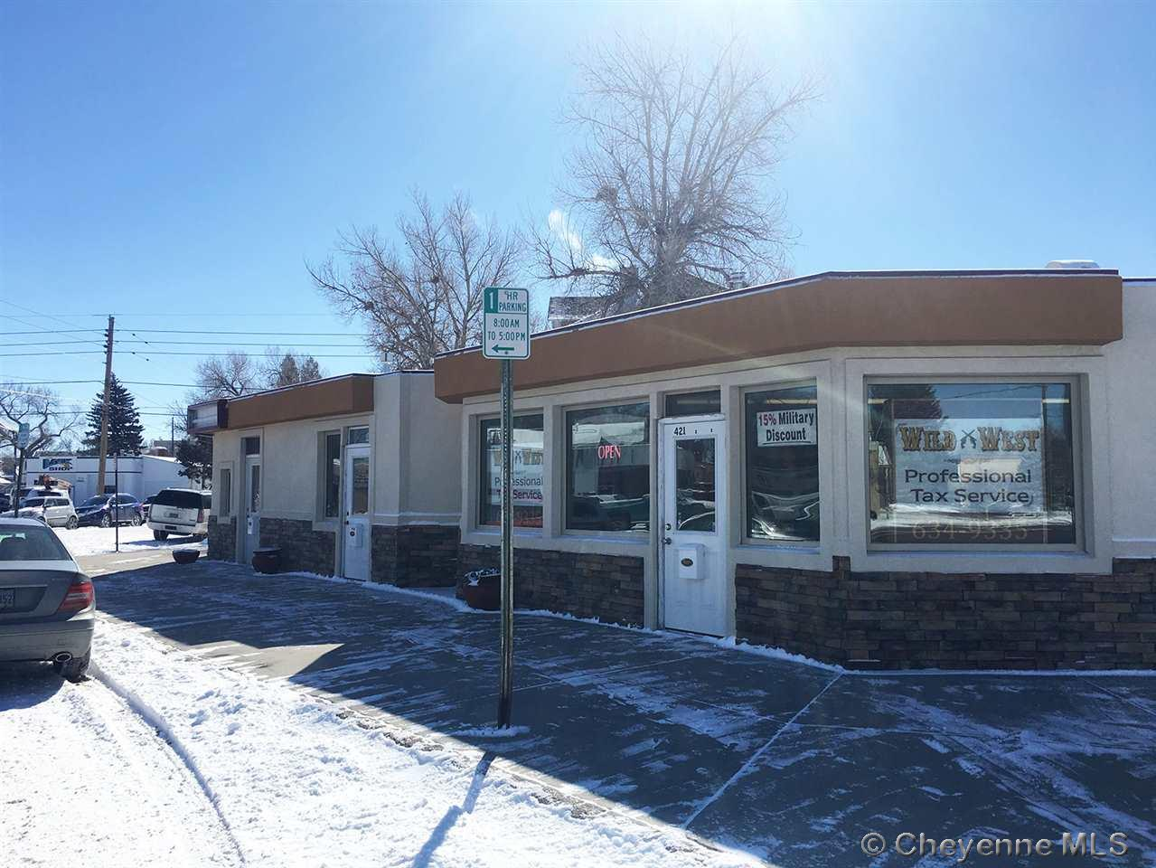 Commercial for Sale at 419 Randall Ave 419 Randall Ave Cheyenne, Wyoming 82001 United States