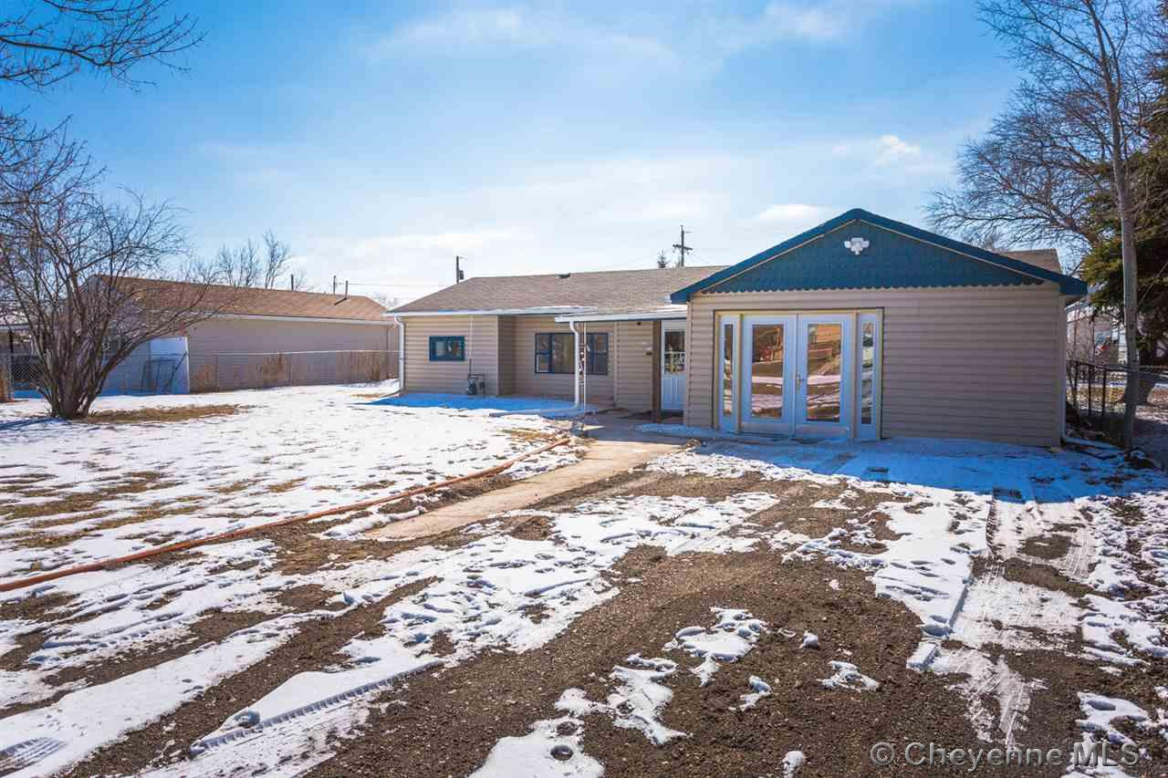 Single Family Home for Sale at 3211 Forbes Ct Cheyenne, Wyoming United States