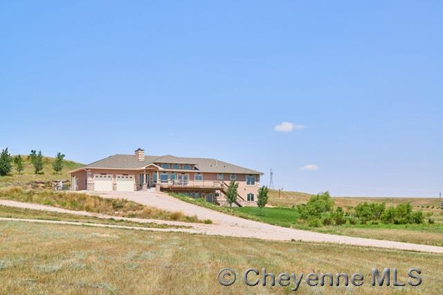 Single Family Home for Sale at 3364 Lazear Ranch Rd Cheyenne, Wyoming United States